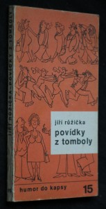 náhled knihy - Povídky z tomboly