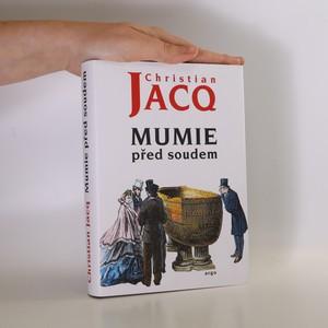 náhled knihy - Mumie před soudem
