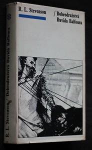 náhled knihy - Dobrodružstvá Davida Balfoura
