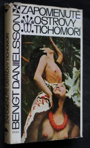náhled knihy - Zapomenuté ostrovy Tichomoří