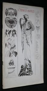 náhled knihy - Čtení o antice, č. 1