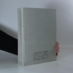 náhled knihy - O předpokladech a povaze tvorby