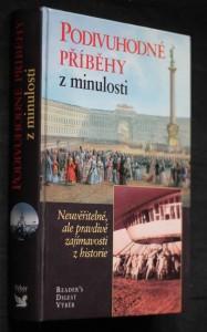 náhled knihy - Podivuhodné příběhy z minulosti