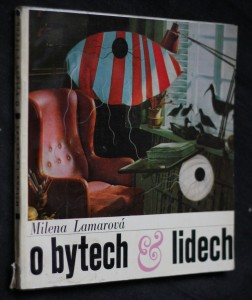 náhled knihy - O bytech a lidech