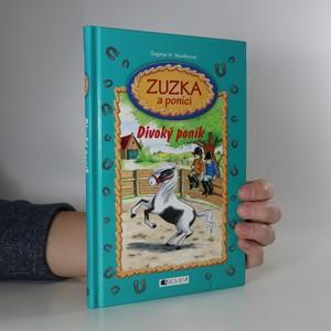 náhled knihy - Zuzka a poníci. Divoký poník