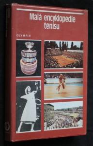 náhled knihy - Malá encyklopedie tenisu