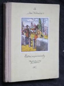 Letní vzpomínky : Malostranský feuilleton