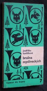 náhled knihy - Brašna mysliveckých : z učebnice myslivecké latiny : posbíráno z mnoha kniž., čas. i ústních pramenů