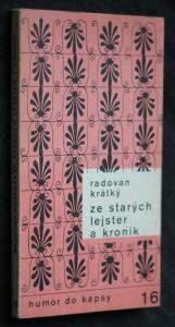 náhled knihy - Ze starých lejster a kronik
