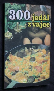 náhled knihy - 300 jedál z vajec