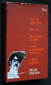 náhled knihy - Ľudská beštia