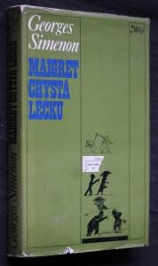 náhled knihy - Maigret chystá léčku ; Maigret zuří