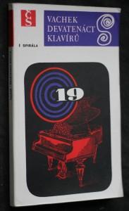 náhled knihy - Devatenáct klavírů