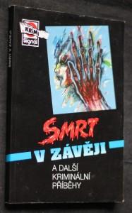 náhled knihy - Smrt v závěji a další kriminální příběhy
