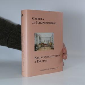 náhled knihy - Krátká cesta životem a Evropou