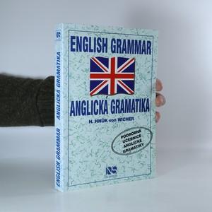 náhled knihy - Anglická gramatika. English grammar. Podrobná učebnice anglické gramatiky