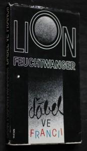 náhled knihy - Ďábel ve Francii : zážitky : se zprávou Marty Feuchtwangerové Útěk