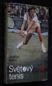 náhled knihy - Světový tenis