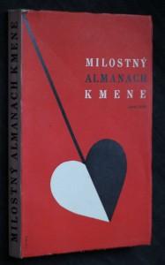 náhled knihy - Milostný almanach Kmene pro jaro 1933