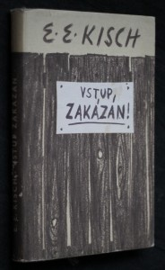 náhled knihy - Vstup zakázán!