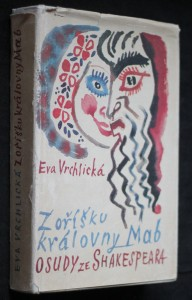 náhled knihy - Z oříšku královny Mab : Povídky ze Shakespeara