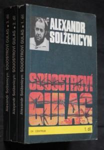 Souostroví Gulag : 1918-1956 : pokus o umělecké pojednání, 1.-3. díl