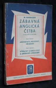 náhled knihy - Zábavná anglická četba s vysvětlivkami