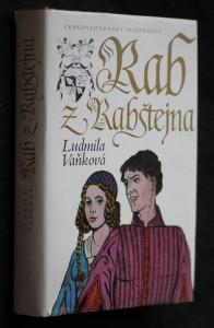 náhled knihy - Rab z Rabštejna