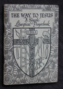 náhled knihy - The way to Jesus. A simple liturgical praybook