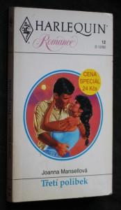 náhled knihy - Třetí polibek