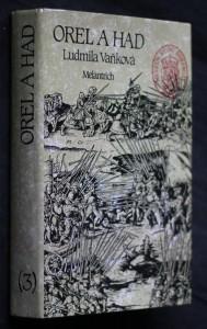 náhled knihy - Orel a had : třetí díl trilogie