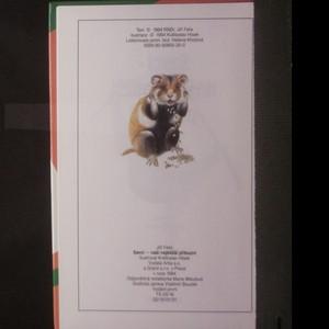 antikvární kniha Savci - naši nejbližší příbuzní, 1994
