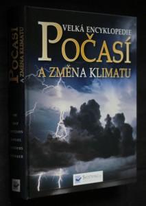 náhled knihy - Počasí a změna klimatu : velká encyklopedie : souhrnný obrazový průvodce