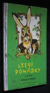 náhled knihy - Lesní pohádky