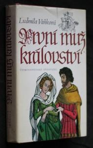 náhled knihy - První muž království : Jindřich z Lipé