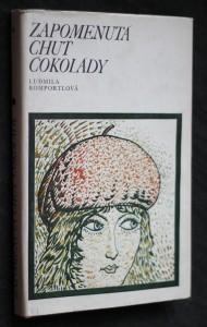 náhled knihy - Zapomenutá chuť čokolády