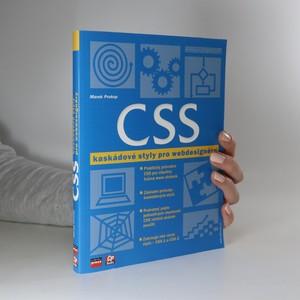 náhled knihy - CSS : pro webdesignéry = CSS : kaskádové styly pro webdesignéry