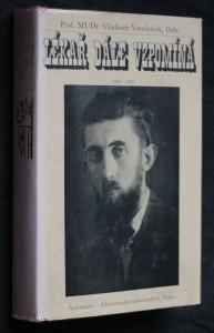 náhled knihy - Lékař dále vzpomíná (1920-1938)