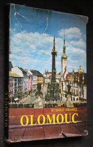 náhled knihy - Olomouc ve fotografii Rudolfa Smahela