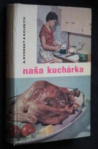náhled knihy - Naša kuchárka pre zdravých a chorých