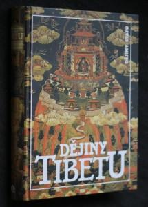 náhled knihy - Dějiny Tibetu