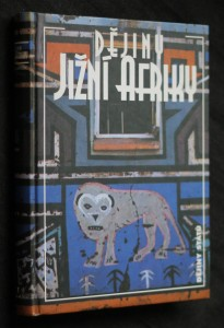 náhled knihy - Dějiny jižní Afriky
