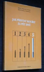 náhled knihy - Jak přestat kouřit za pět dnů