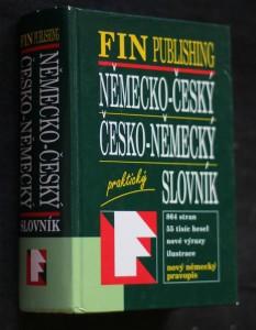 náhled knihy - Německo-český, česko-německý slovník = Wörterbuch deutsch-tschechisch, tschechisch-deutsch