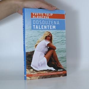 náhled knihy - Odsouzená talentem