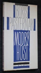 náhled knihy - Modrý host