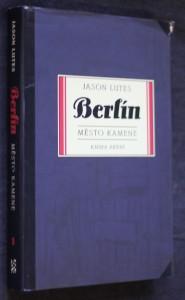 náhled knihy - Berlín. Město kamene