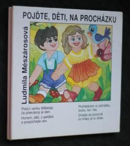 náhled knihy - Pojďte, děti, na procházku