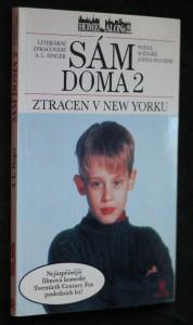náhled knihy - Sám doma 2 : ztracen v New Yorku