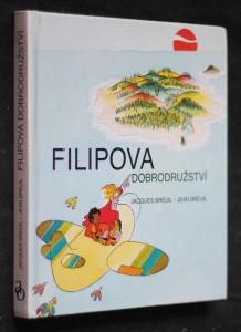 náhled knihy - Filipova dobrodružství